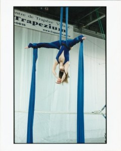 Silks training in Montreal