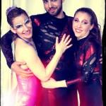 Heather, Chris, & Laura